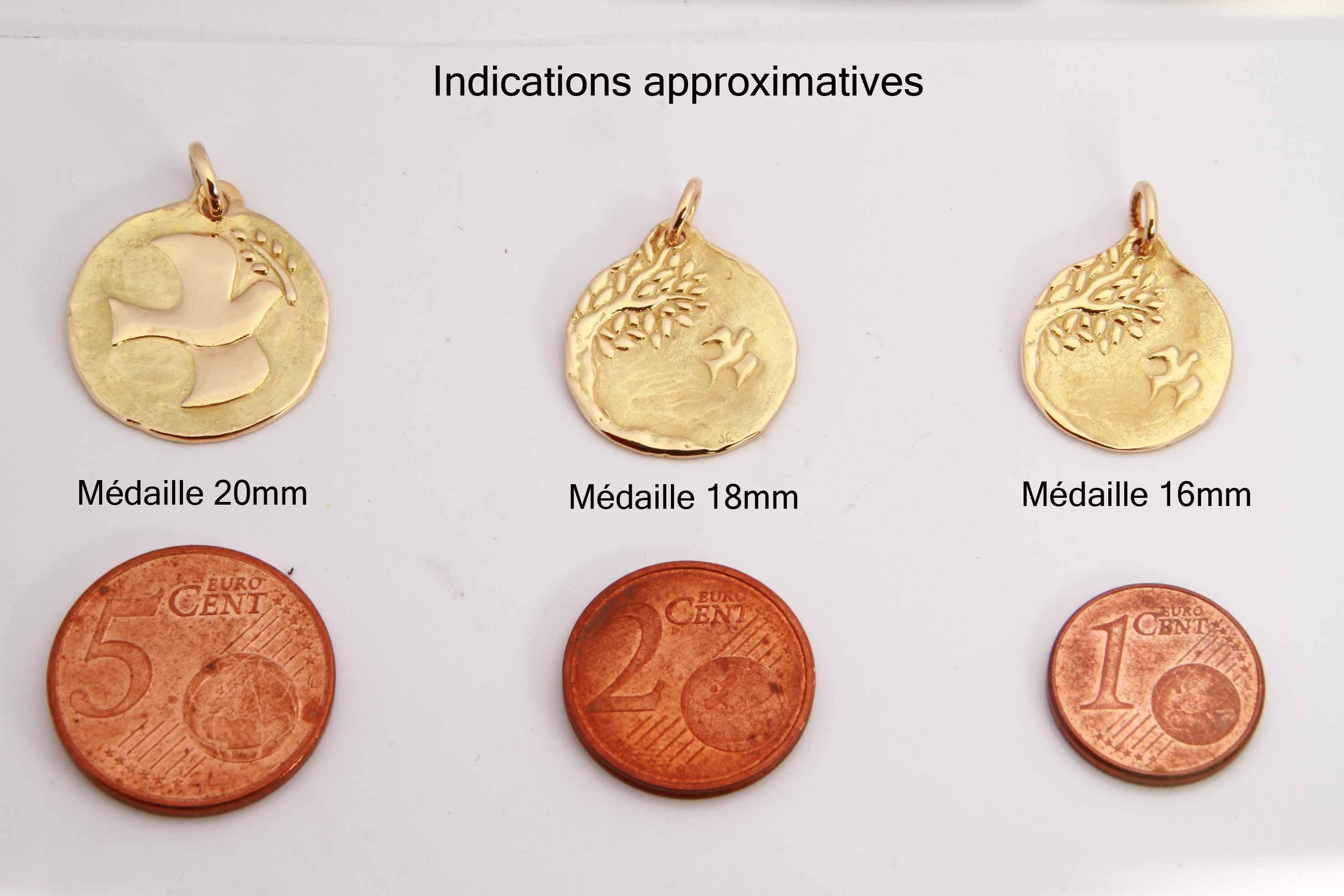 medailles de bapteme de magaly et nicolas b la collection compl te avec de nombreux symboles. Black Bedroom Furniture Sets. Home Design Ideas
